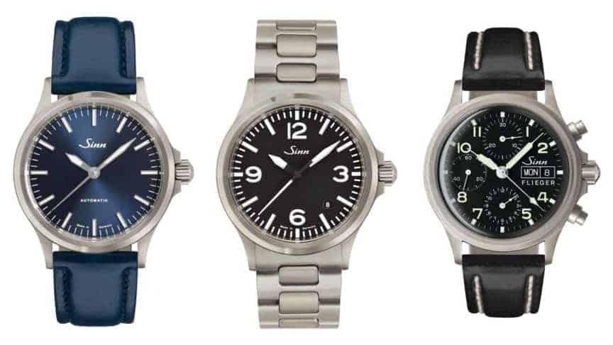 38mm Sinn Watches