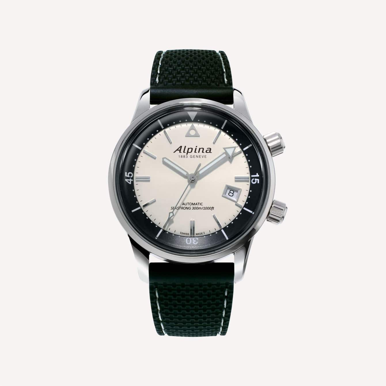Alpina SEASTRONG DIVER 300 HERITAGE Watch