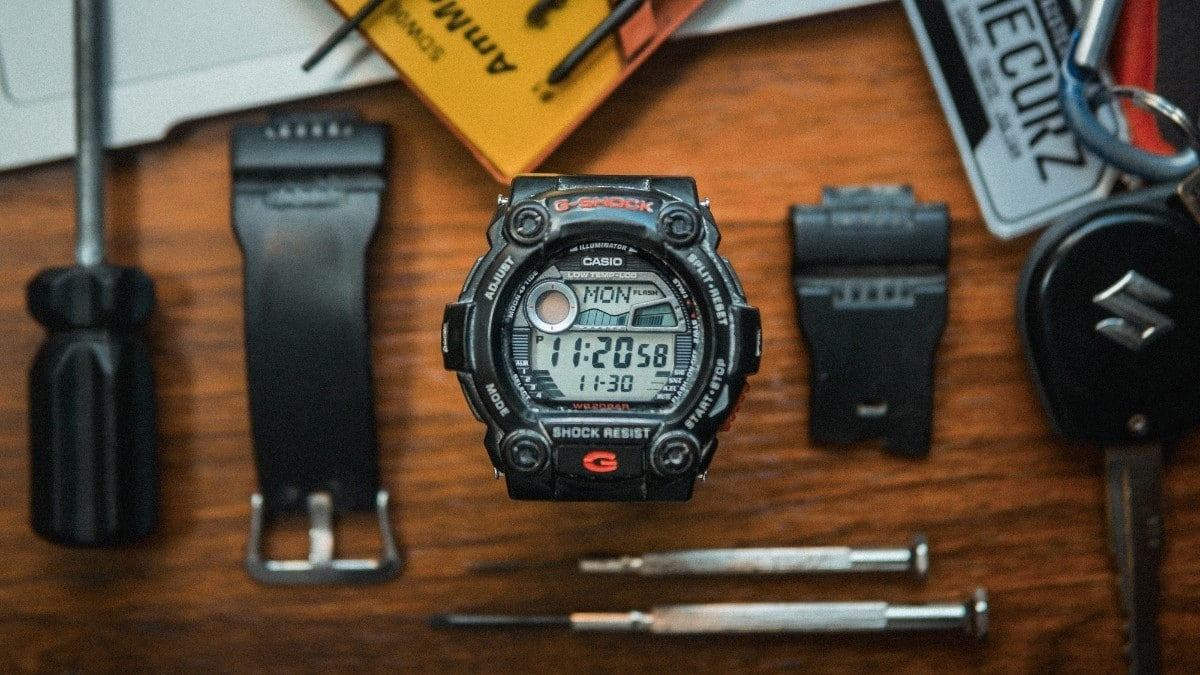Best Casio G Shock Watches for Small Wrists Featured Image 1