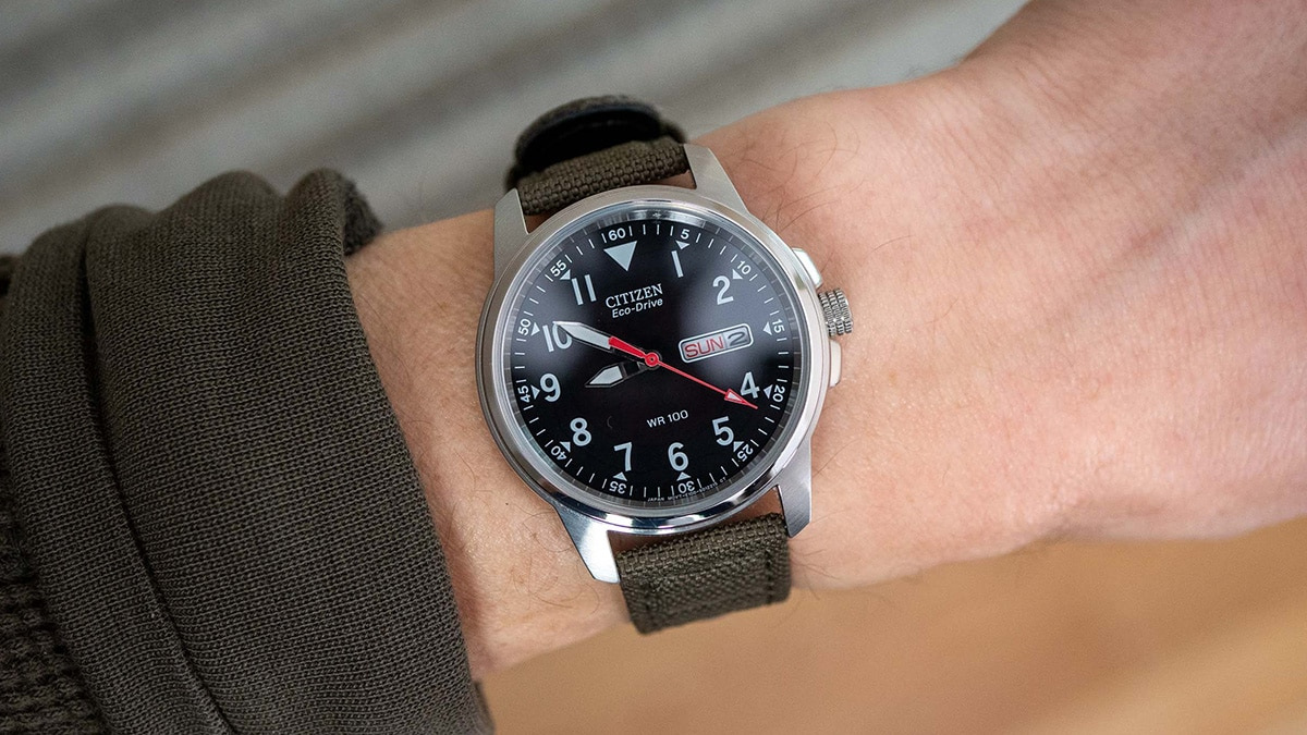 Best Solar Watches for Men Featured Image