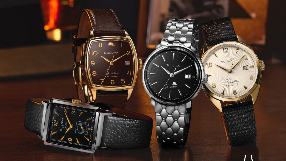 Bulova Watches Featured