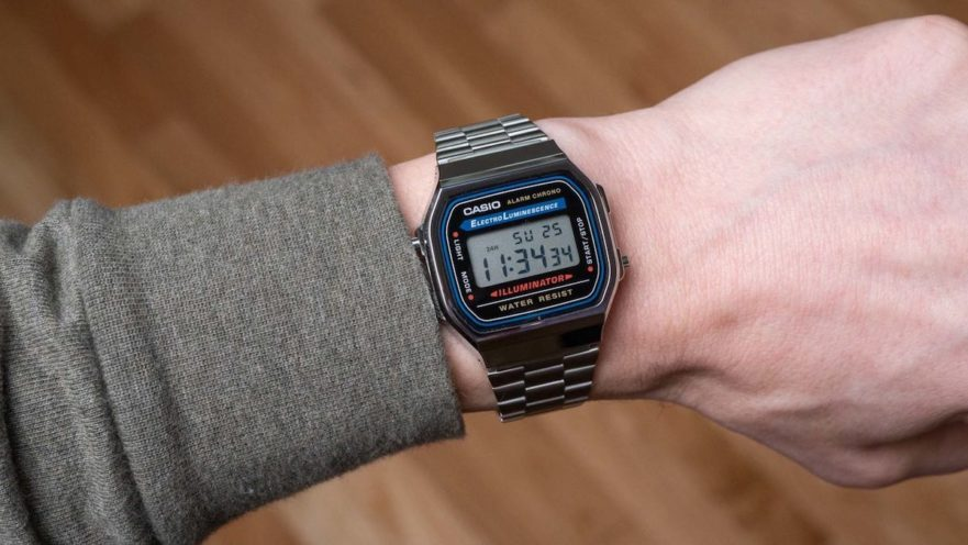Casio A168wa 1 review featured