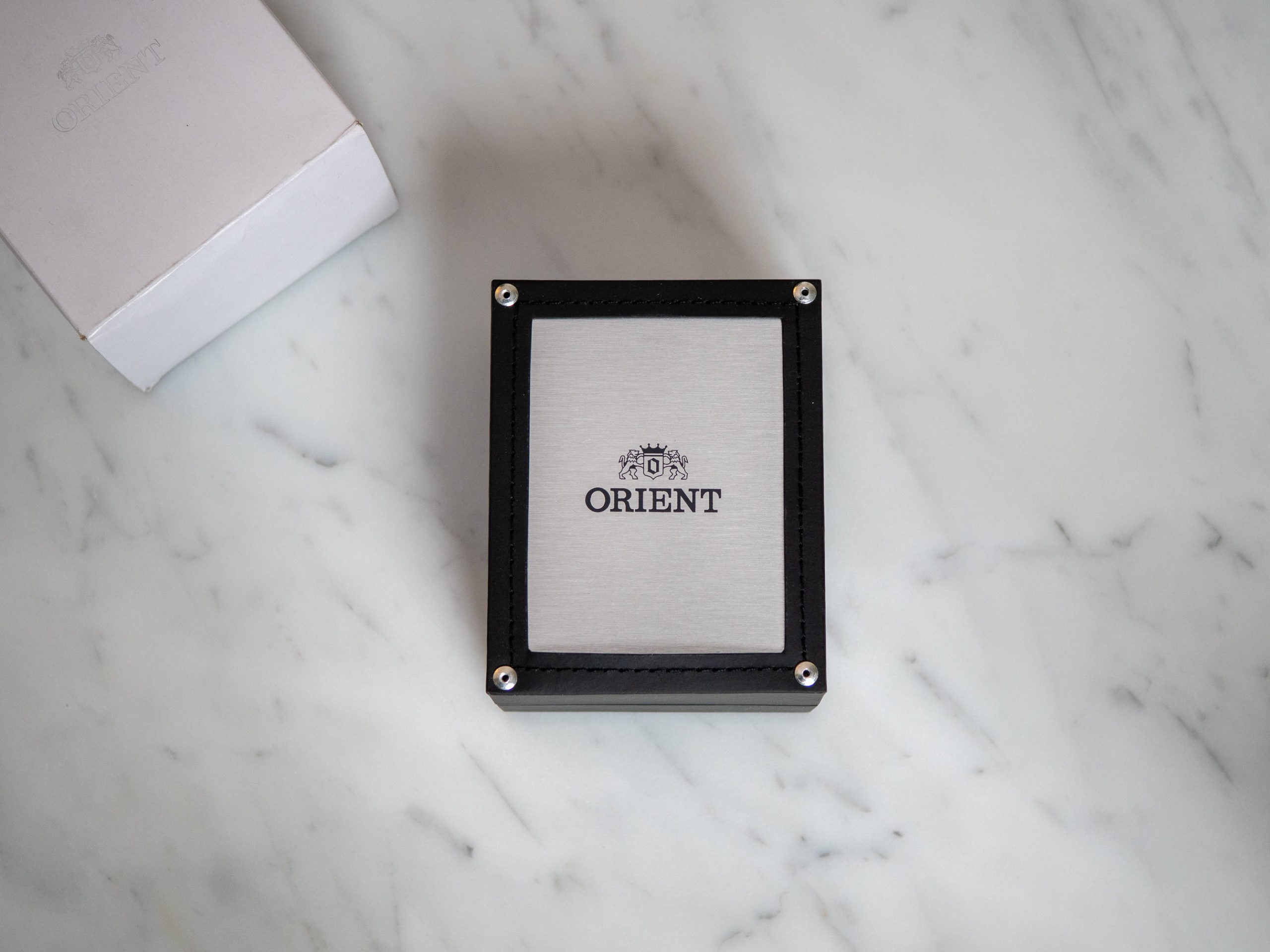 Orient Bambino 36 unboxing 2
