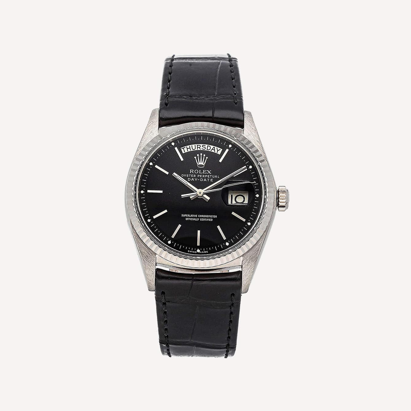 Rolex Day Date Mechanical Automatic Mens Watch