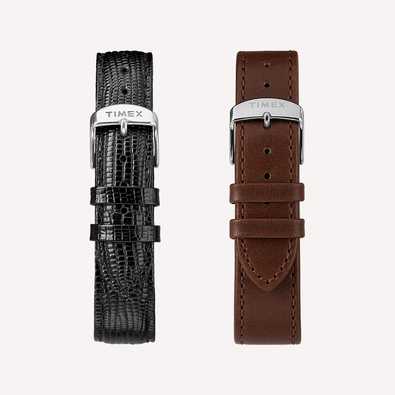 Timex Marlin 34 and 40mm Leather Straps
