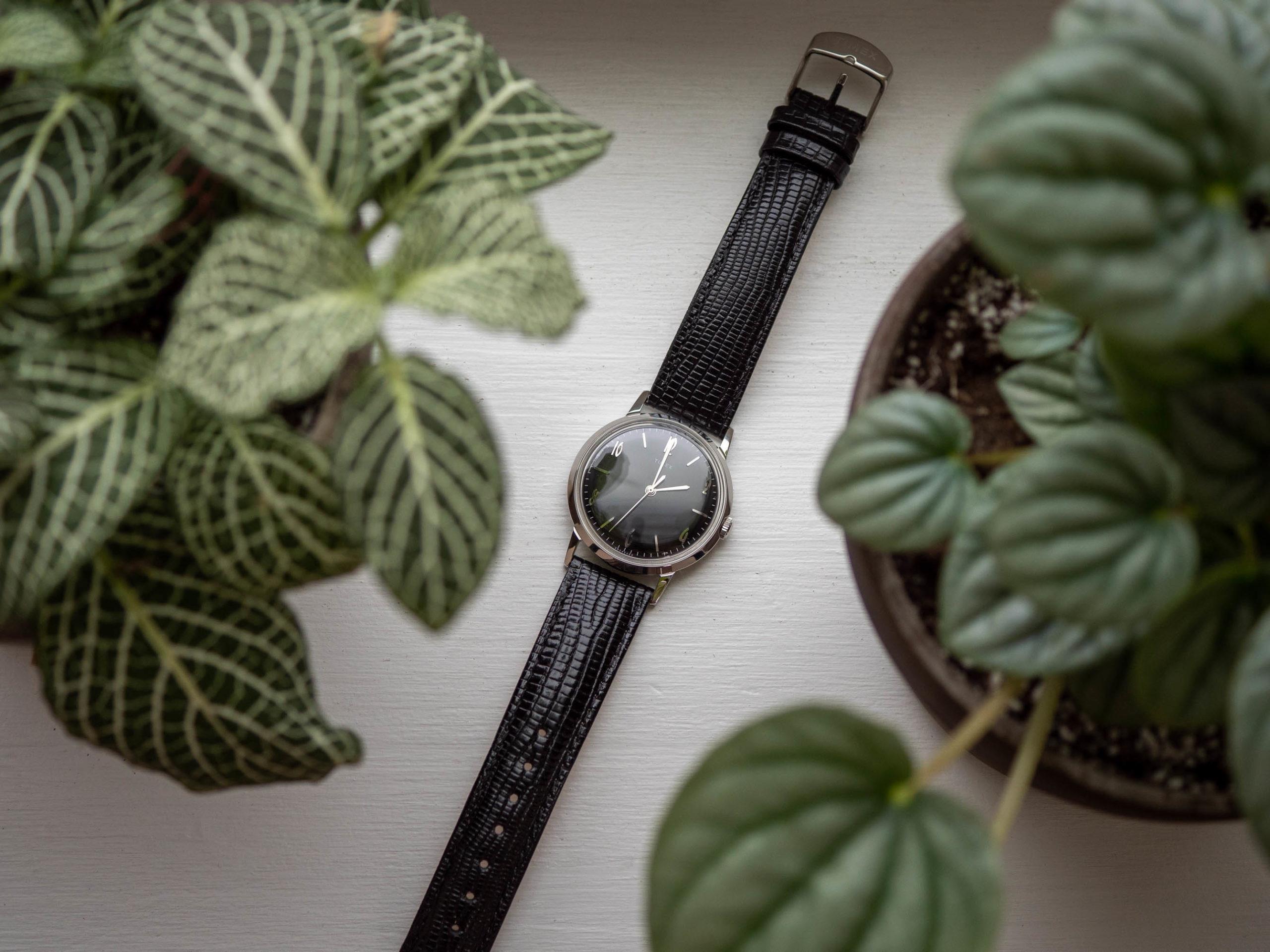 Timex Marlin 34 black