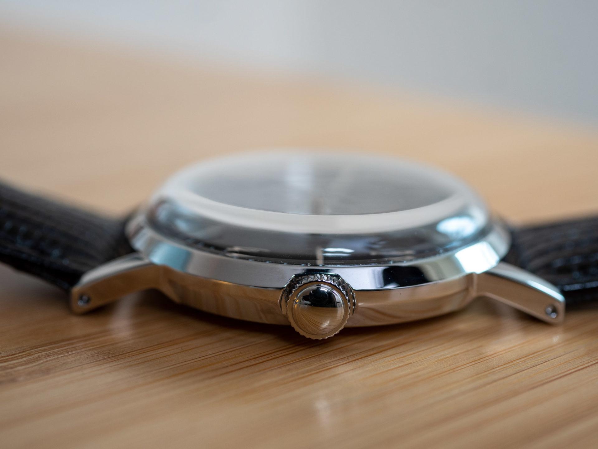 Timex Marlin 34 crown