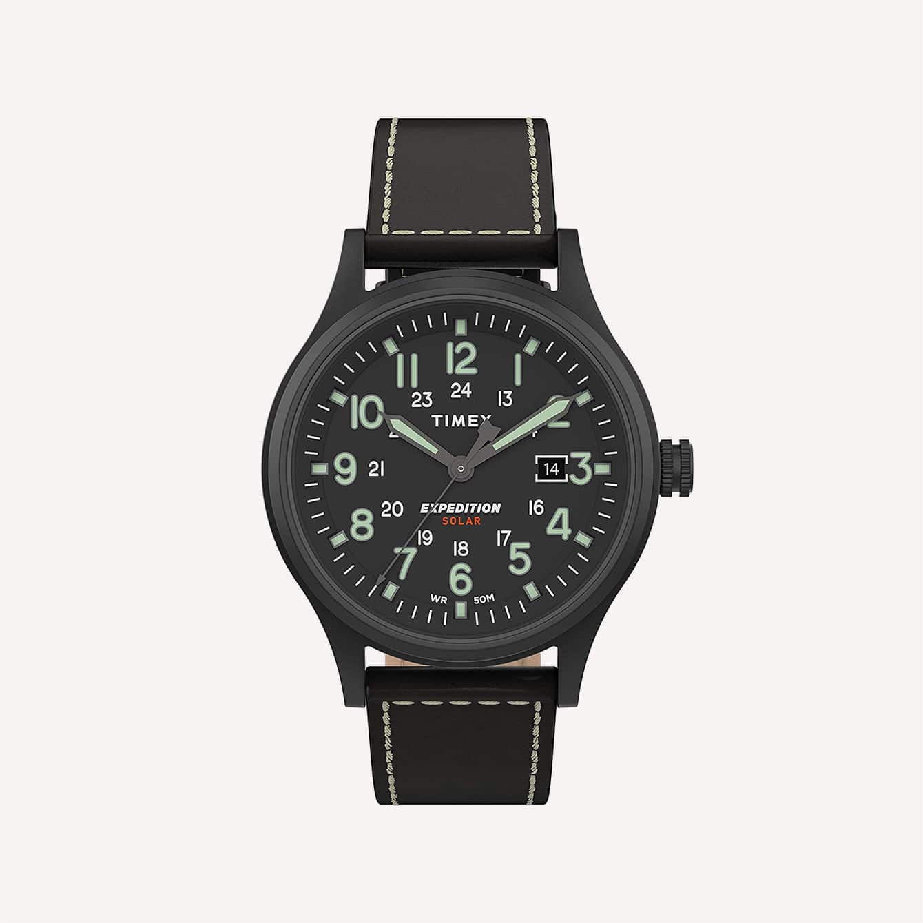 Timex Men_s Expedition Scout Solar Powered 40mm Watch
