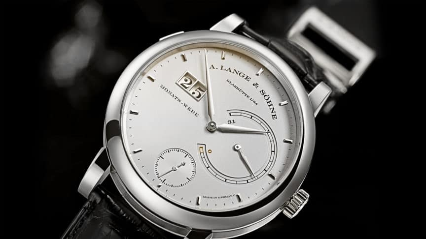 The A. Lange & Söhne 31