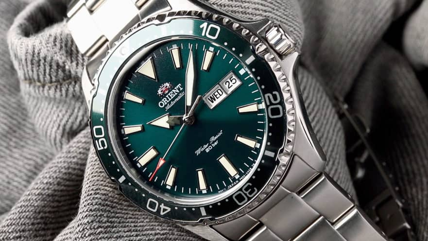 automatic dive watch under 500