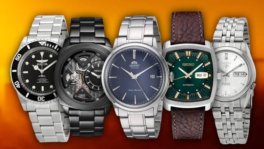 best automatic watches under 200