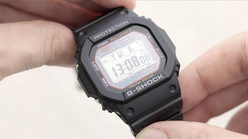 casio gw m5610 dial