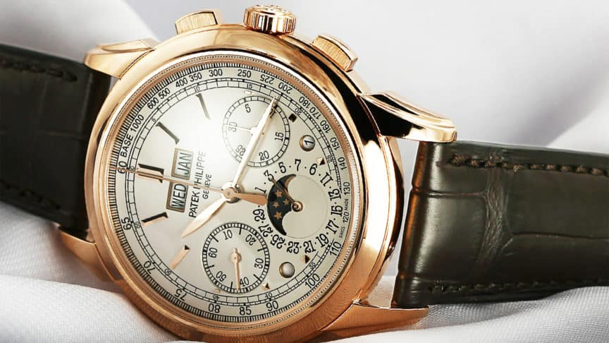 The Patek Philippe 5270R