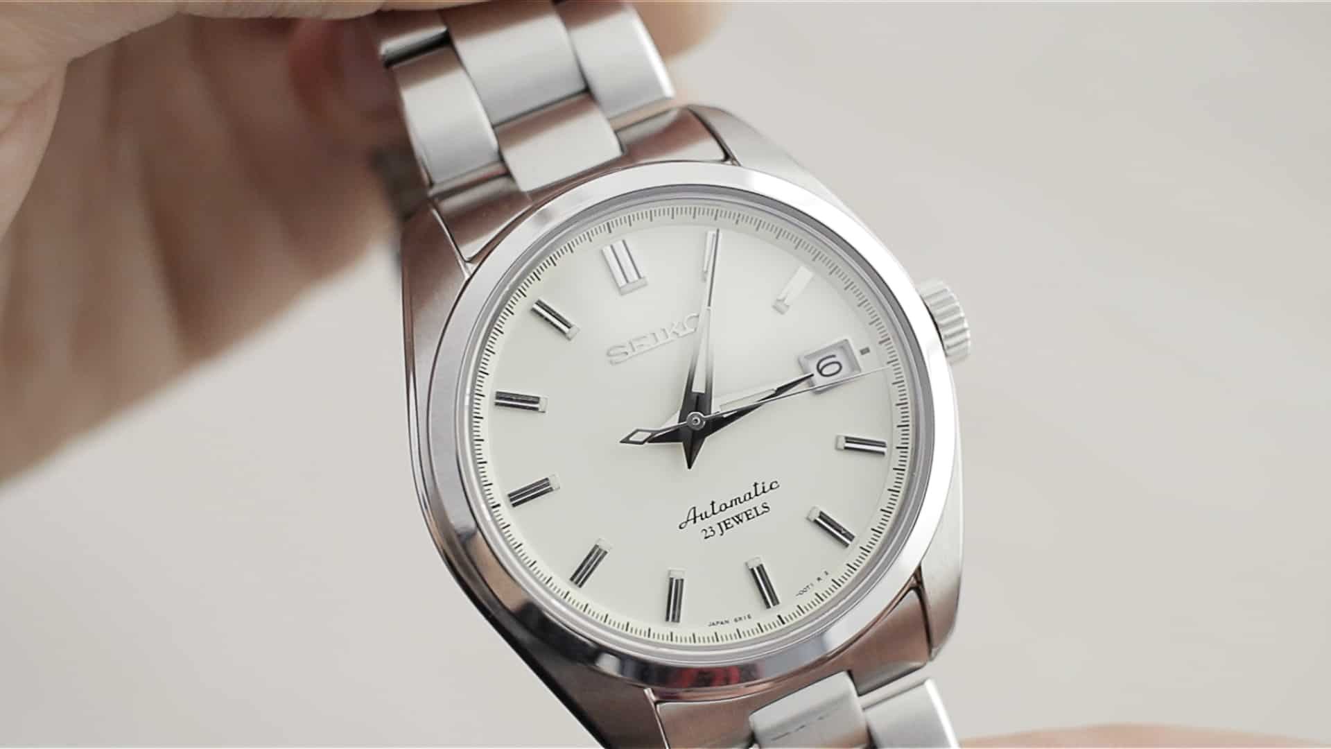 Seiko Sarb035 Review The Best Automatic Watch Under 500 The
