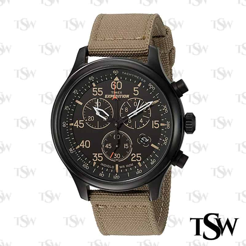 timex expedition chrono