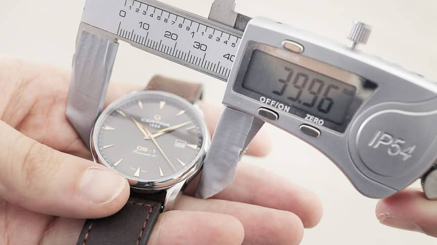 Watch Case Size Calipers