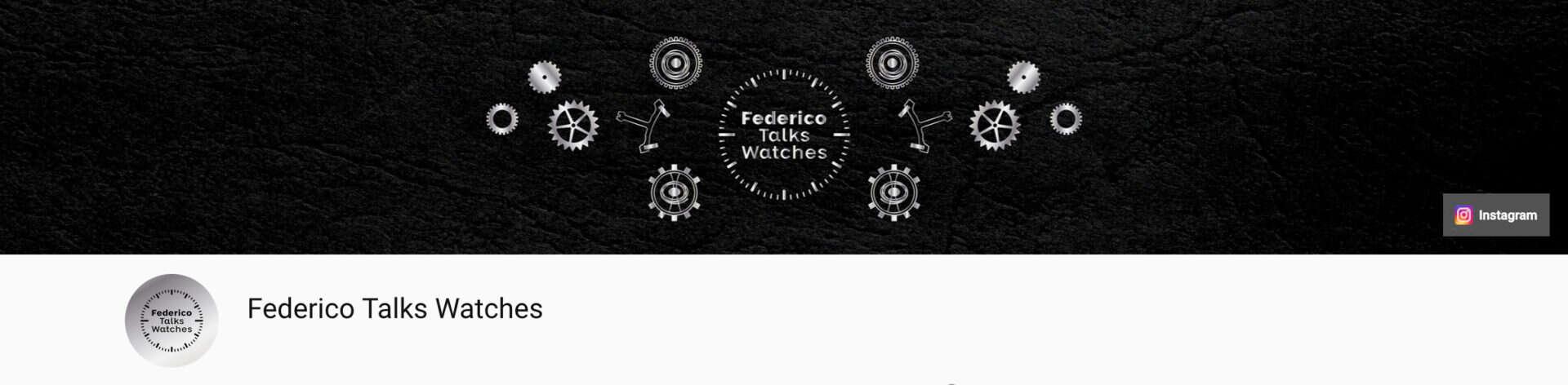 yt federico talks watches