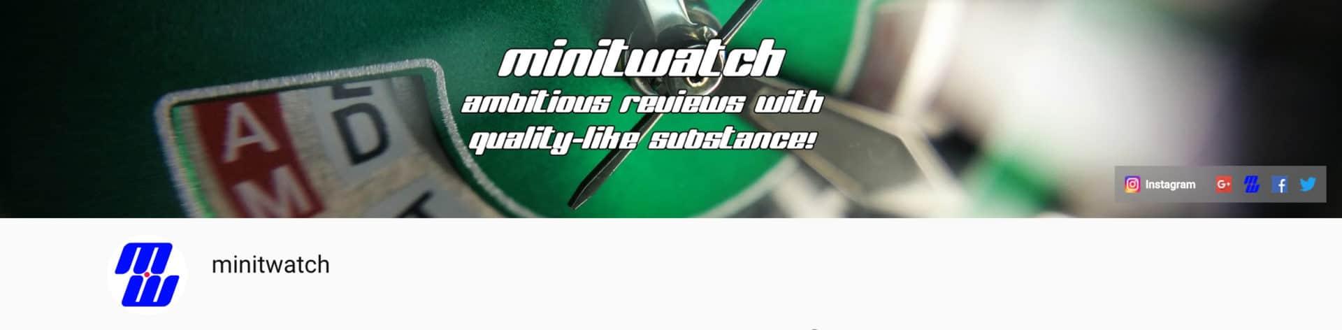 yt minitwatch