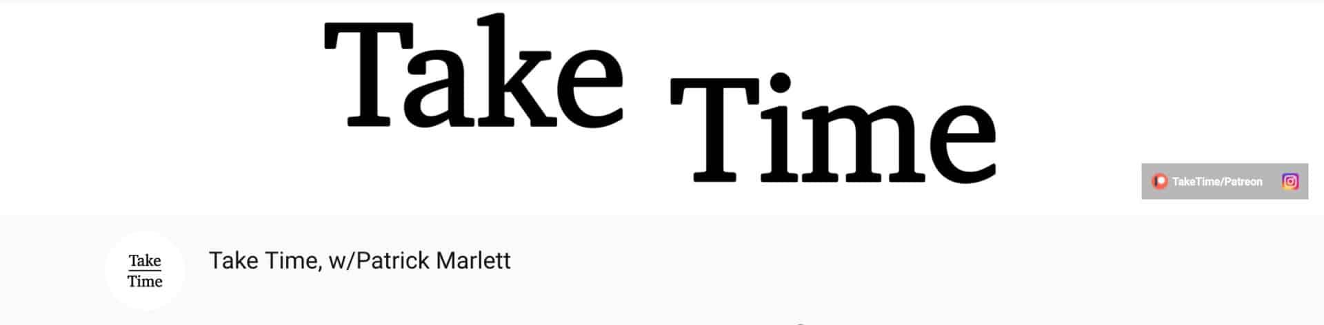 yt take time