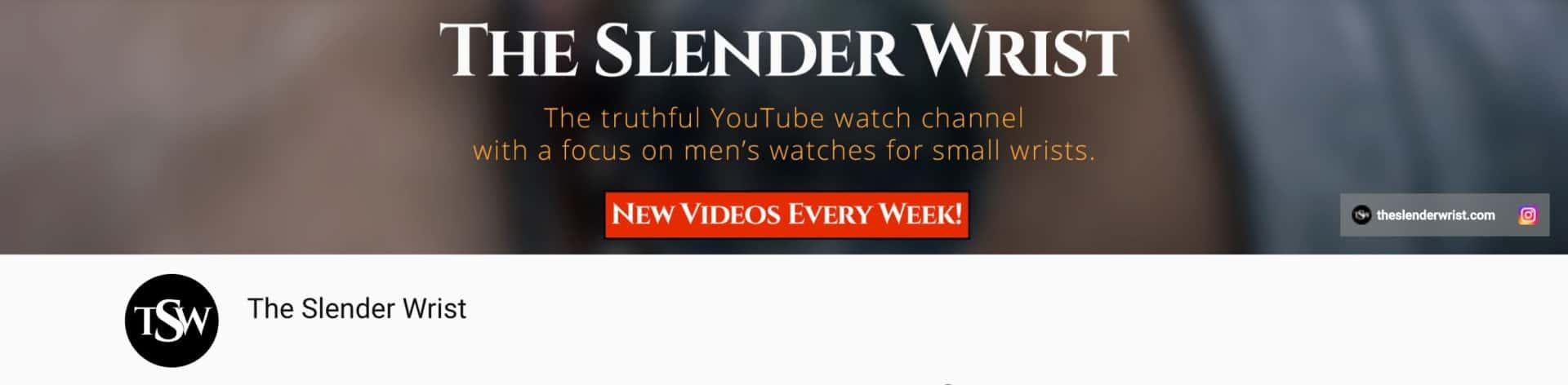yt the slender wrist