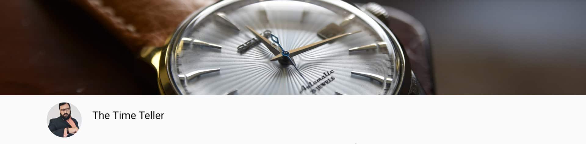 yt the time teller